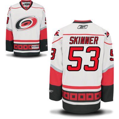 Carolina Hurricanes 53 Jeff Skinner Road Jersey - White [Carolina Hurricanes Hockey Jerseys 020] - $50.95 : Cheap Hockey Jerseys