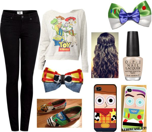 """""""toy story"""" by macaroni221 ❤ liked on Polyvore"""