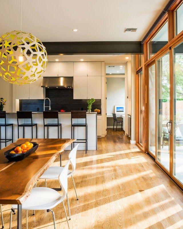 Levantamiento de este moderno nuevo hogar en una colina en for Casa minimalista harborview hills