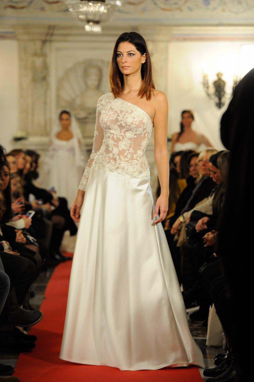 6204f0dd5382 Collezione Abiti da Sposa Anna Guerrini 2014