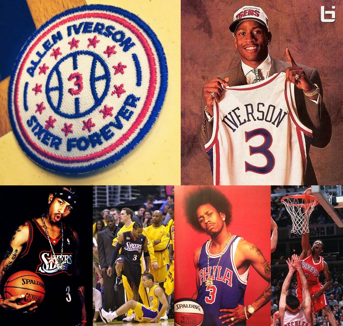 76ers will honor allen iverson with a jersey retirement