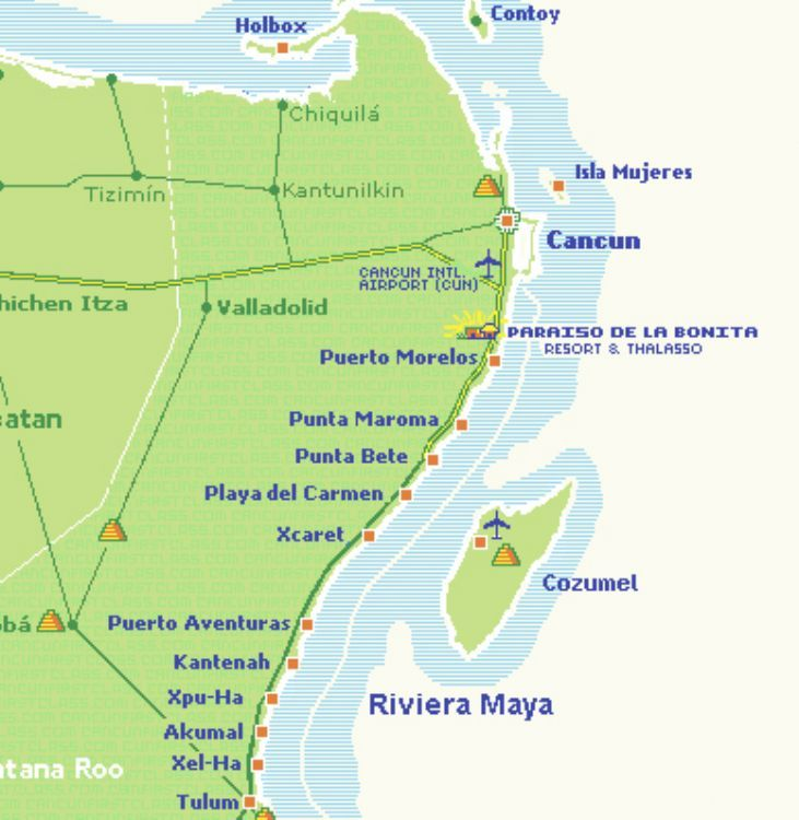 printable map of mexico google search mexico pinterest scenery