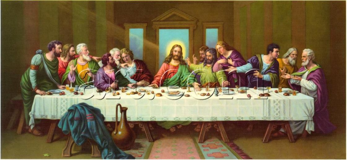 the last supper by leonardo da vinci 3 essay What does the da vinci code have to do with leonardo's painting the last supper several outlandish claims are being made in reference to this famous painting by dan brown in his novel, the da vinci code - here are some examples: dan brown uses the painting to promote the idea that da vinci painted mary magdalene into.