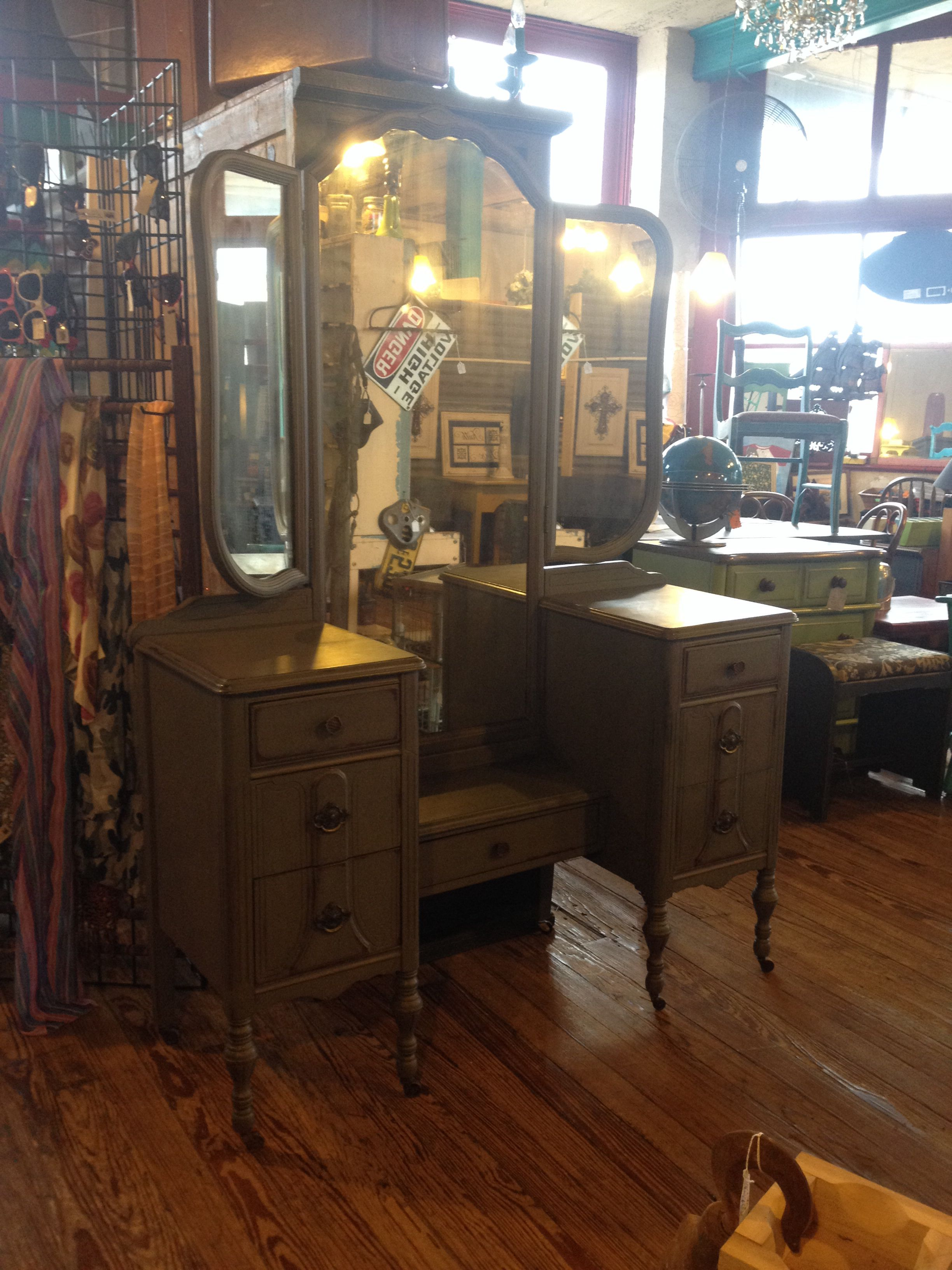 Vanity done in American Paint Company Freedom Road.