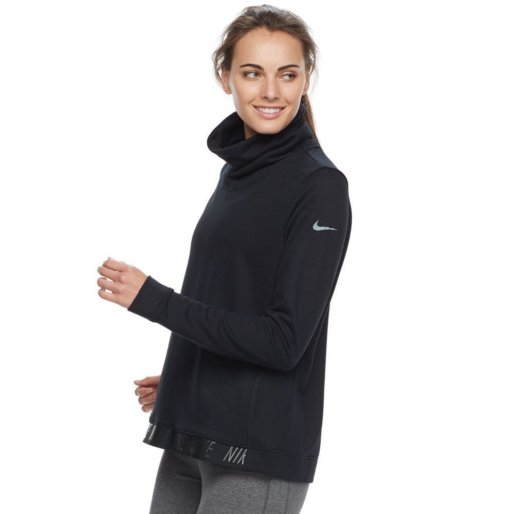 Nike Women's Nike Varsity Sportswear Long Sleeve Dress, Size: Large, Grey from Kohl's   ShapeShop