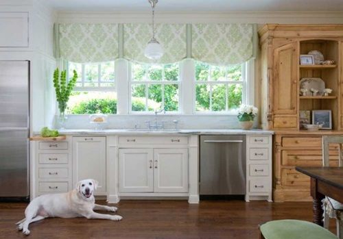 African Safari Kitchen Curtain Ideas Kitchen Window Treatments Window Treatment Styles Kitchen Valances
