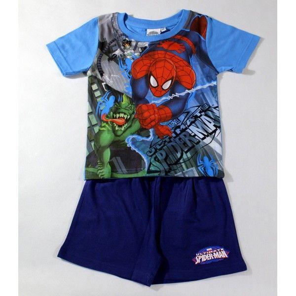 41c94a978b Pókember világos kék pizsama Minőségi gyerekruha, gyors kiszállítással. Új  gyerekruha webáruház. www.ujgyerekruha.hu