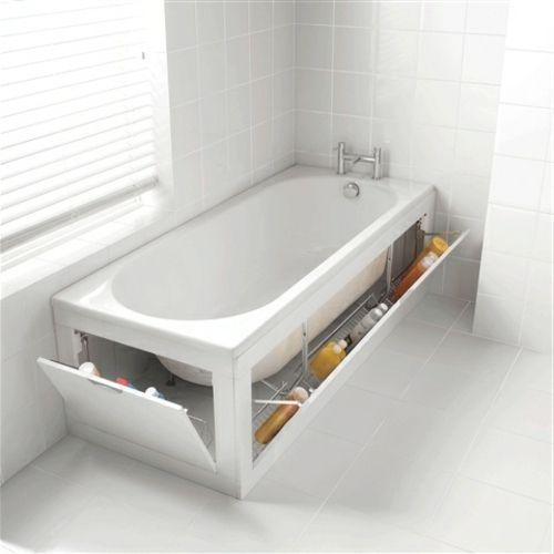 Badeinrichtung Mit Extra Stauraum 45 Stilvolle Ideen Fur Sie Bad Einrichten Aufbewahrung Fur Kleines Badezimmer Badezimmer Klein