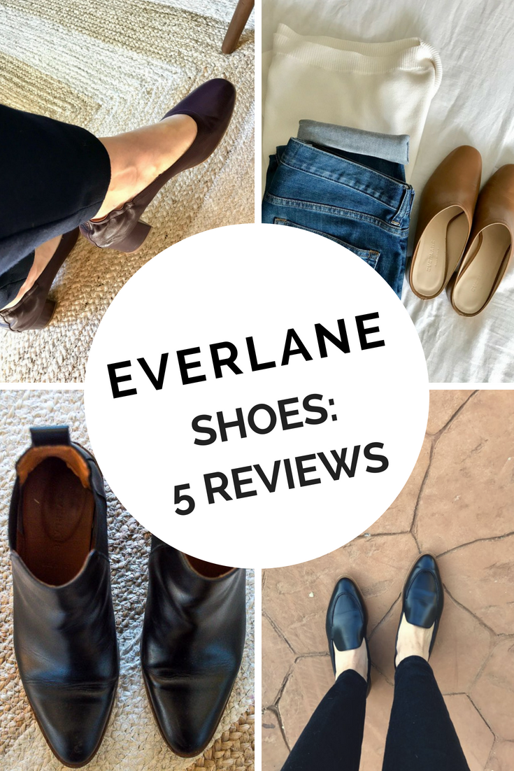 66633d978441 Everlane shoe review  review of Everlane day glove