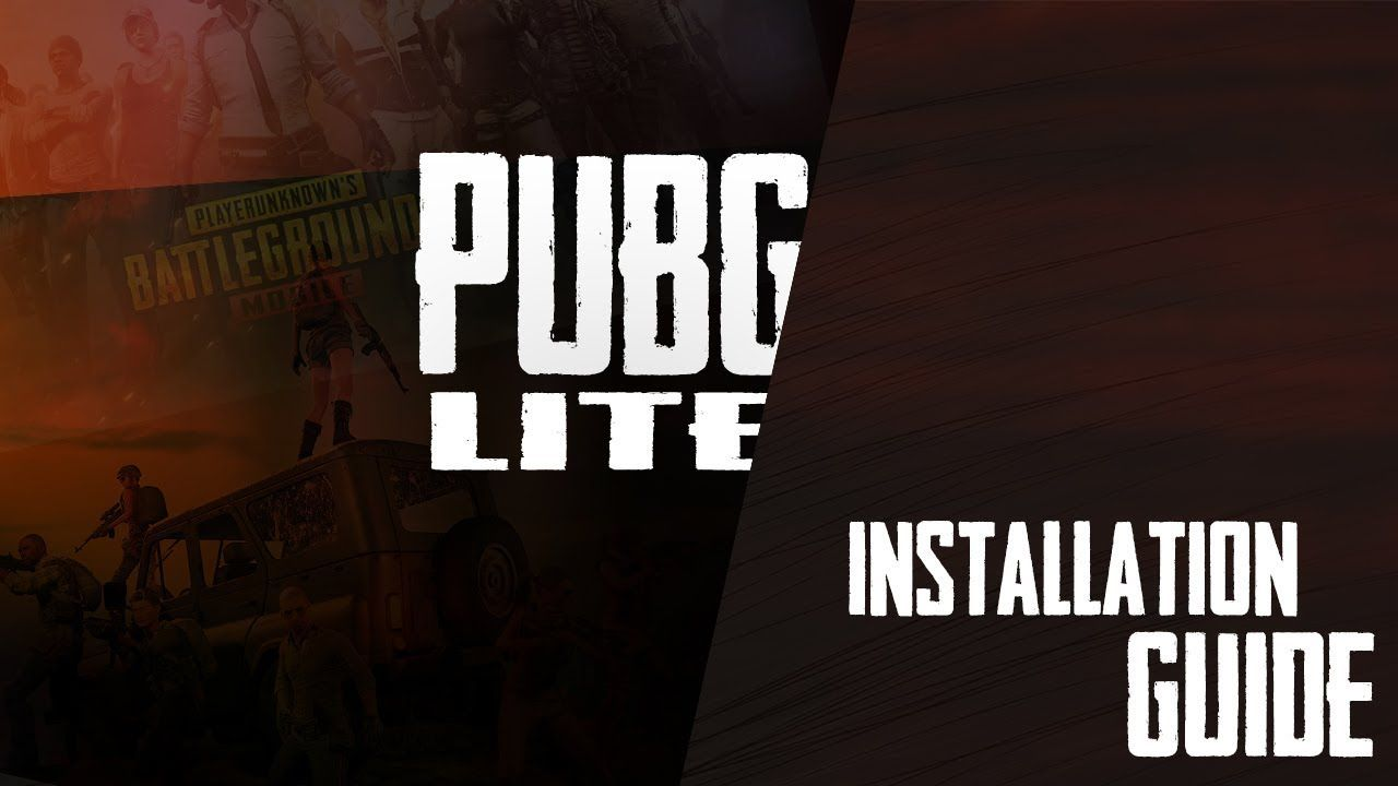How to install PUBG on PC for free? pubg lite installation