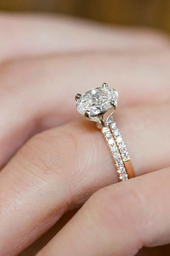301fdfccb177e 18 Simple Engagement Rings For Girls Who Love Classic   Beach ...