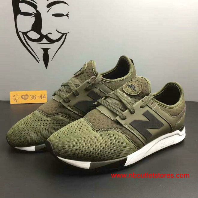 New Balance Mrl247ol 247 Sport Armygreen Womens Summer Sport Style Womens Sports Fashion Sports Wear Fashion Sport Fashion