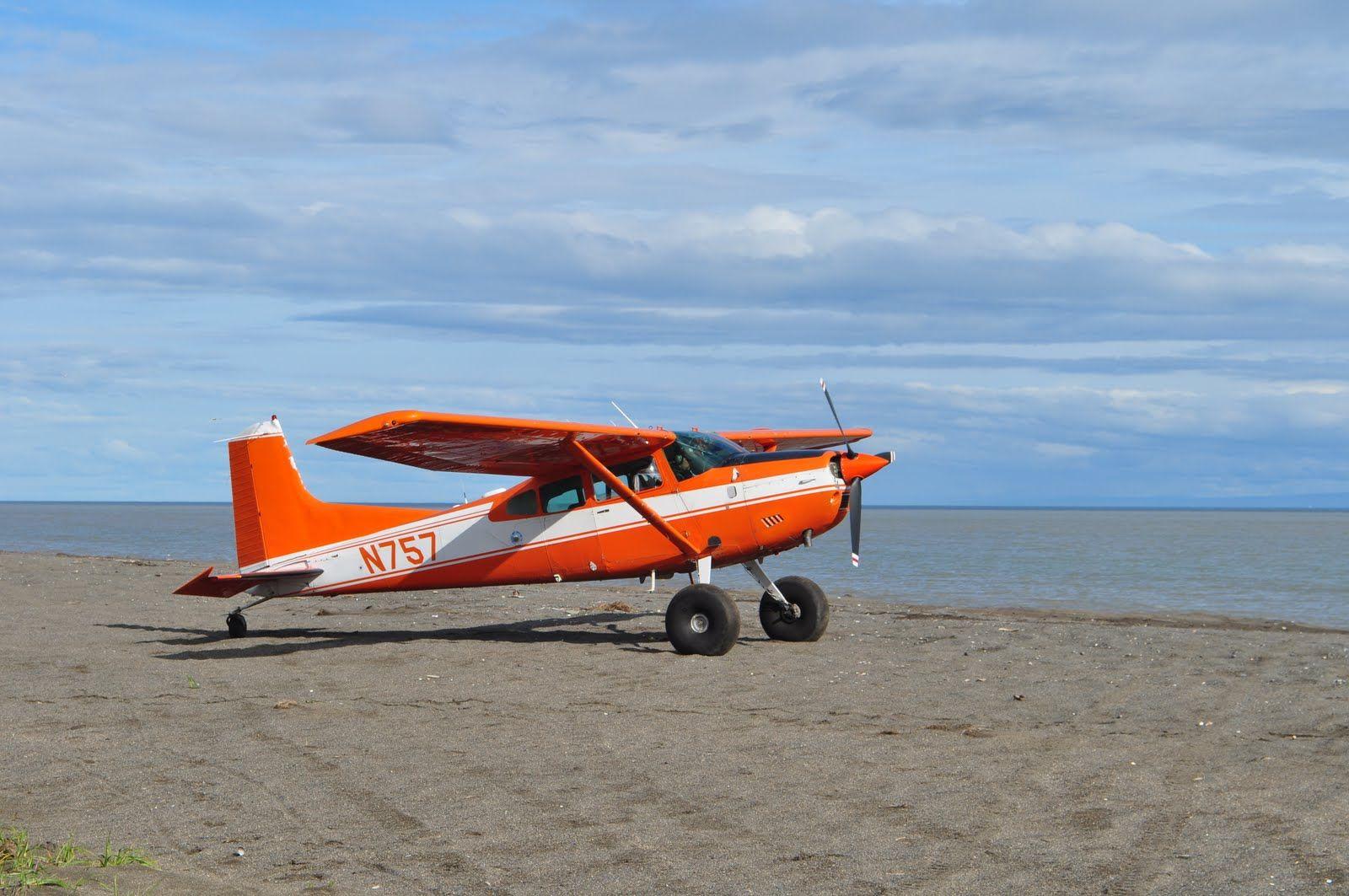 alaska cessna 185   One of the Park Service's Cessna 185s    Stuff I