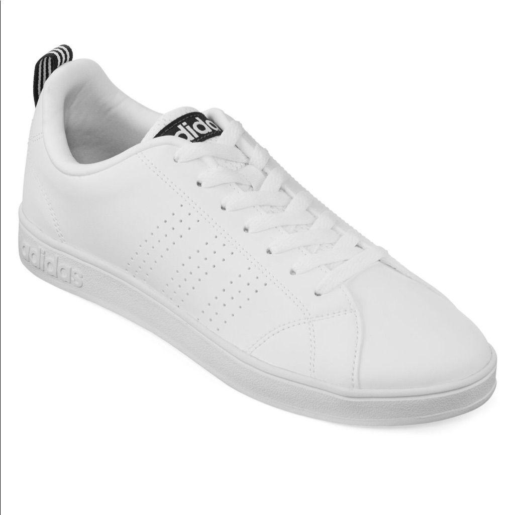 Advantage Shoes Vs Neo White Known Mens