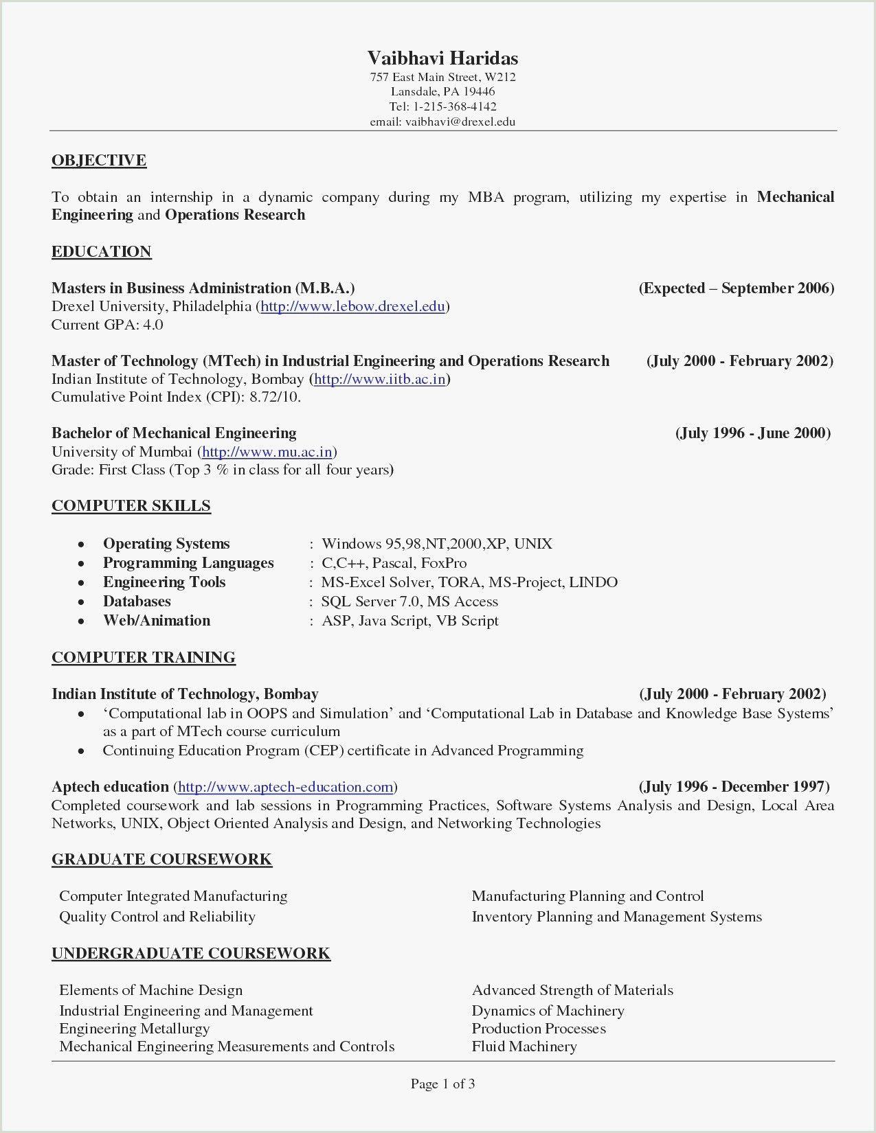 Cosmetology Student Resume Resume objective statement