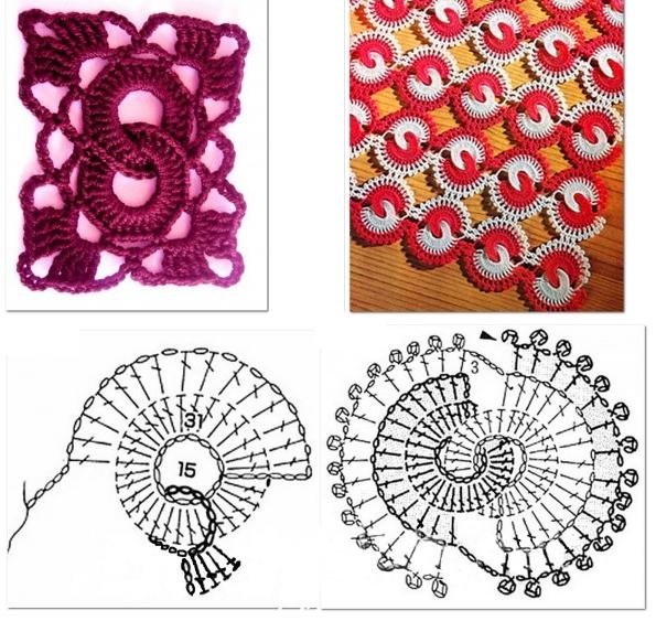 Patrones Crochet: Punto \