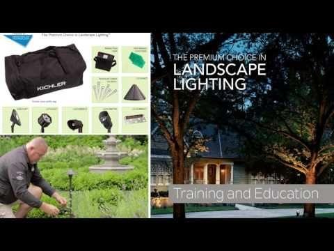 Kichler - 25 Years of Landscape Lighting - YouTube