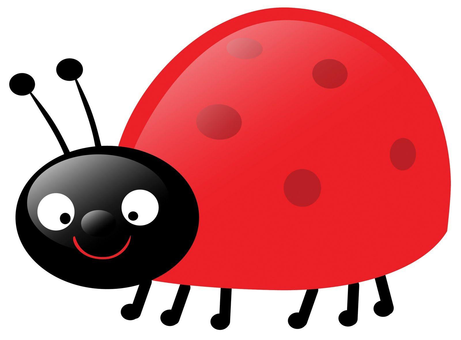 Ladybug Happy Free Clip Art Clip Art Borders Clip Art