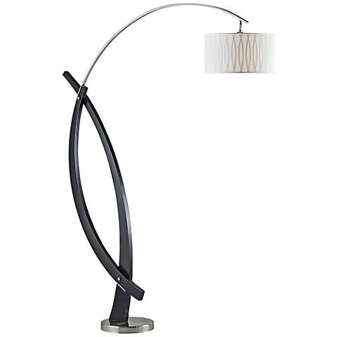 vertigo arc floor lamp r1147 lamps plus