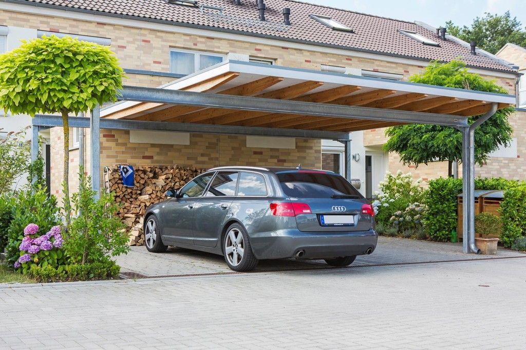 carports bauhaus stahl carboard dachterrasse carport carport selber bauen. Black Bedroom Furniture Sets. Home Design Ideas