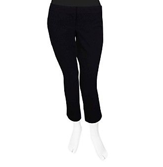 A. Byer Plus Size Tulip Ankle Pants