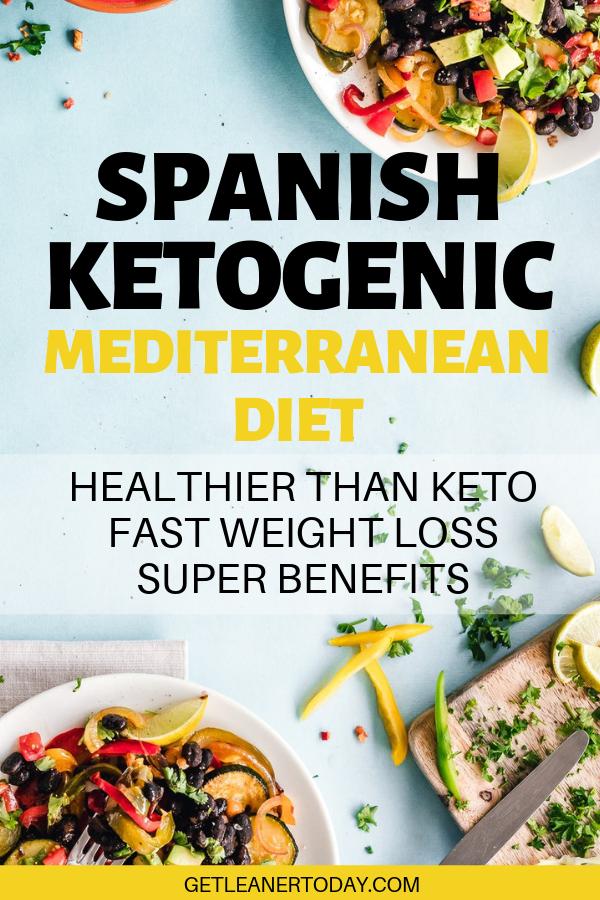mediterranean diet and ketogenic diet