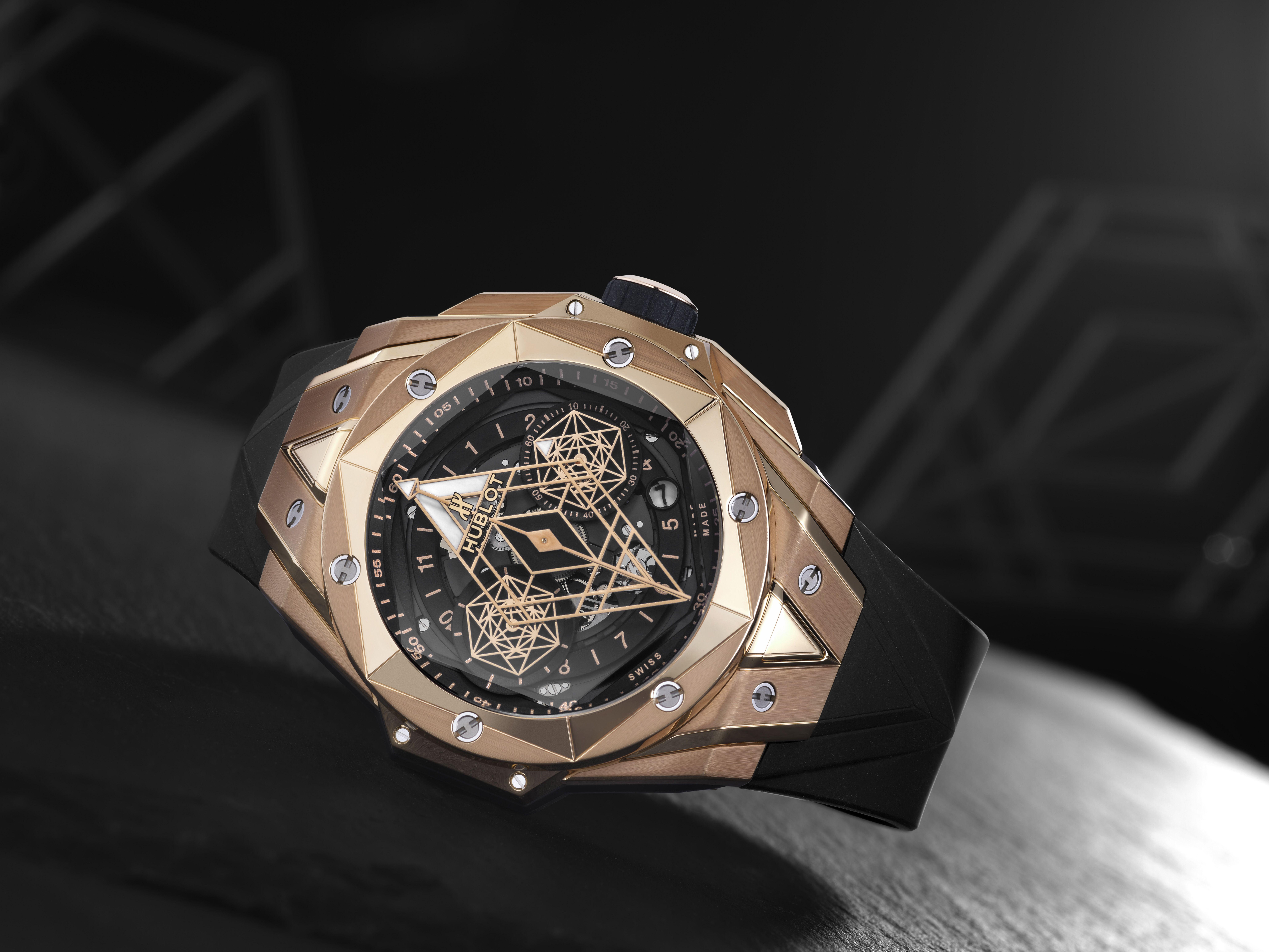 Hublot Ceo Ricardo Guadalupe Gives The Scoop On The Brand S New Ferrari Watches Ferrari Watch Hublot New Ferrari