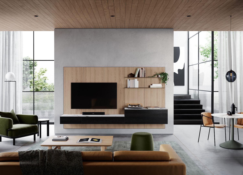 modern day living room