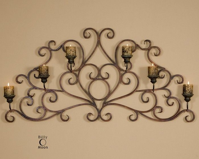 Metal Wall Sconces For Candles country wall sconces for candles | tags: candle wall candle wall