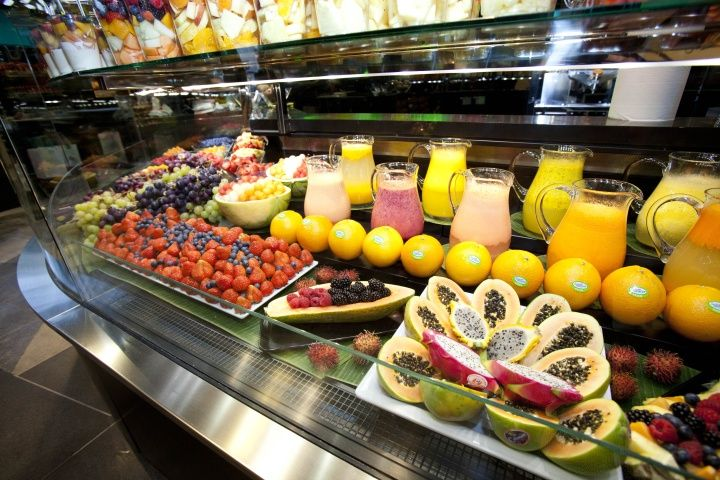 Merkur High Market Flagship Store Vienna Retail Design Blog