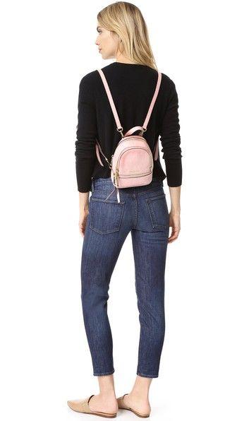 c207b1bb0ac5 MICHAEL Michael Kors Rhea Mini Backpack