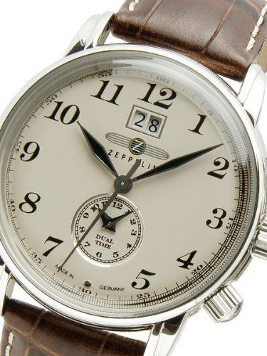 aa073a88560 Graf  Zeppelin Dual Time