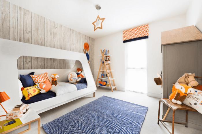 Kinderzimmer Einrichten Neutrale Farben Und Dennoch Farbenfroh