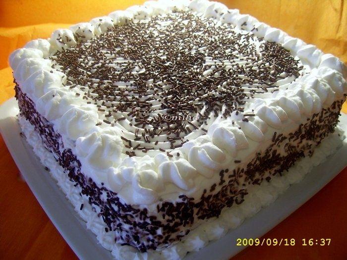 Reteta Tort Intercontinental din categoria Prajituri