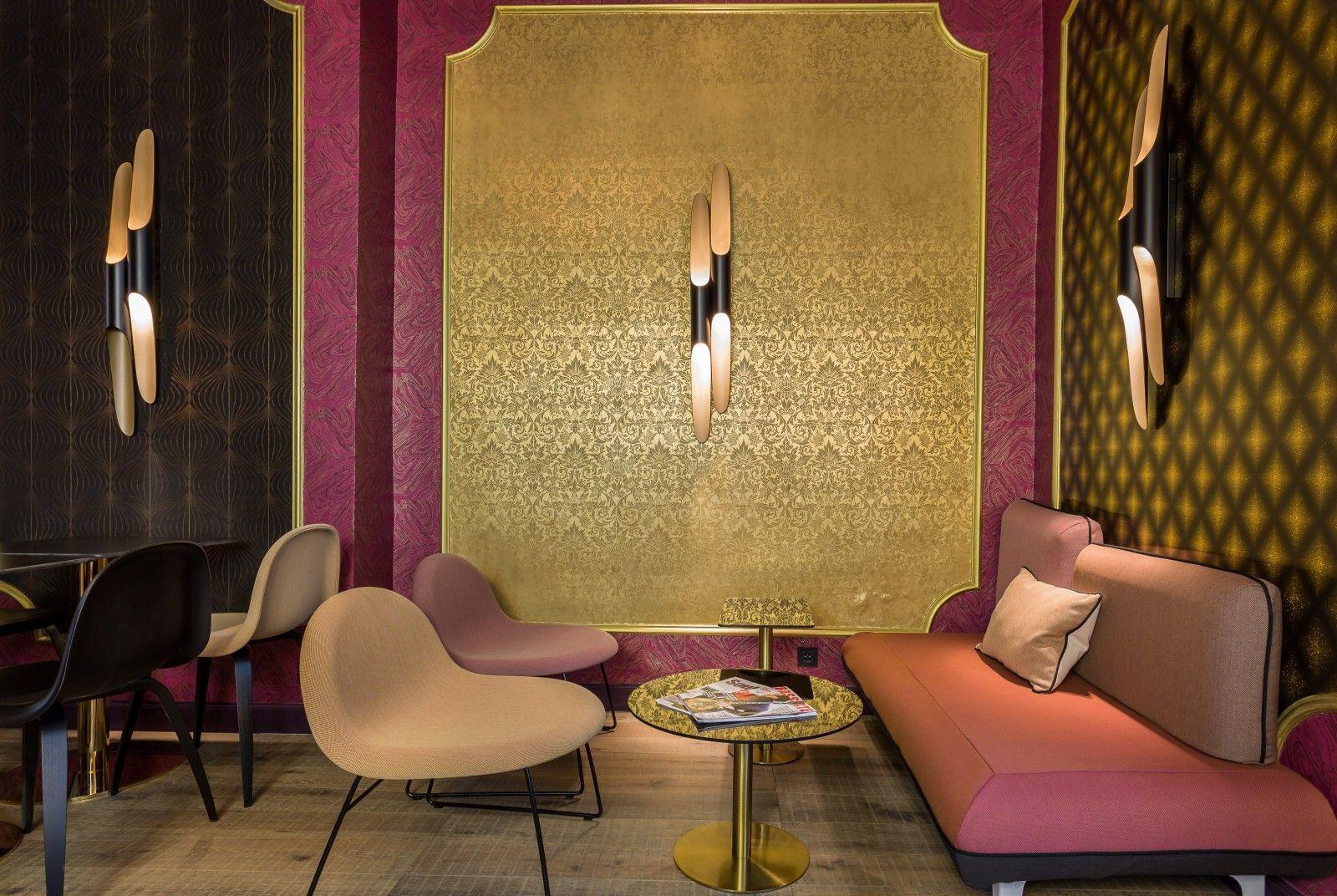 Idol Hotel Paris **** | Hôtel Musical et Design près de l'Opéra Garnier Paris 8 - Design Julie Gauthron