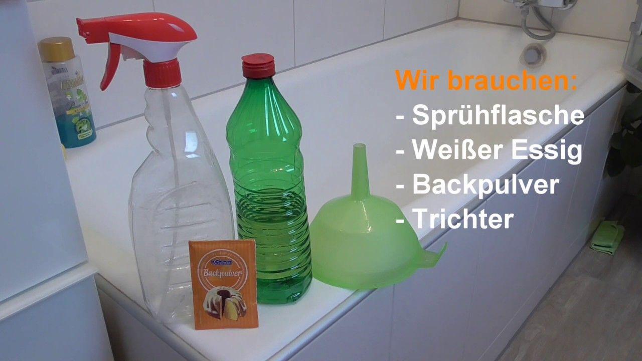 Badezimmer Putztrick Bad Und Dusche Muhelos Reinigen Lifehack Bad Putzen Youtube Badezimmer Reinigen Reinigen Badezimmer Putzen Tipps