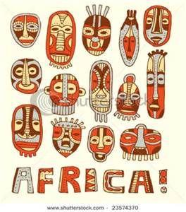 African Masks - Bing Images