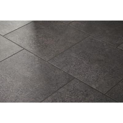 Marazzi Eclectic Vintage Charcoal Concrete 12 In X 12 In Porcelain Floor And Wall Tile 14 55 Sq Ft Case Ev951212hd1p6 The Home Depot Porcelain Flooring Flooring Vintage Eclectic