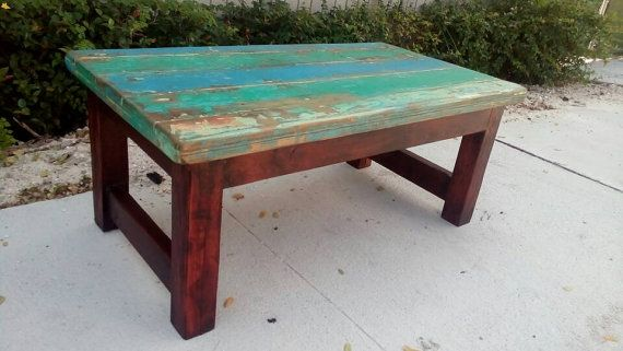 Rustic Coffee Table Mountain Home Living By Reclaimedwooddreams
