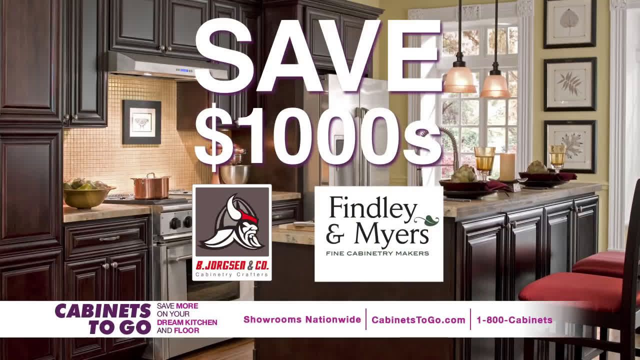 Cabinets To Go August Buy One Get One Free Commercial Tv Spot 2018 Cabinets To Go Buy One Get One Cabinet