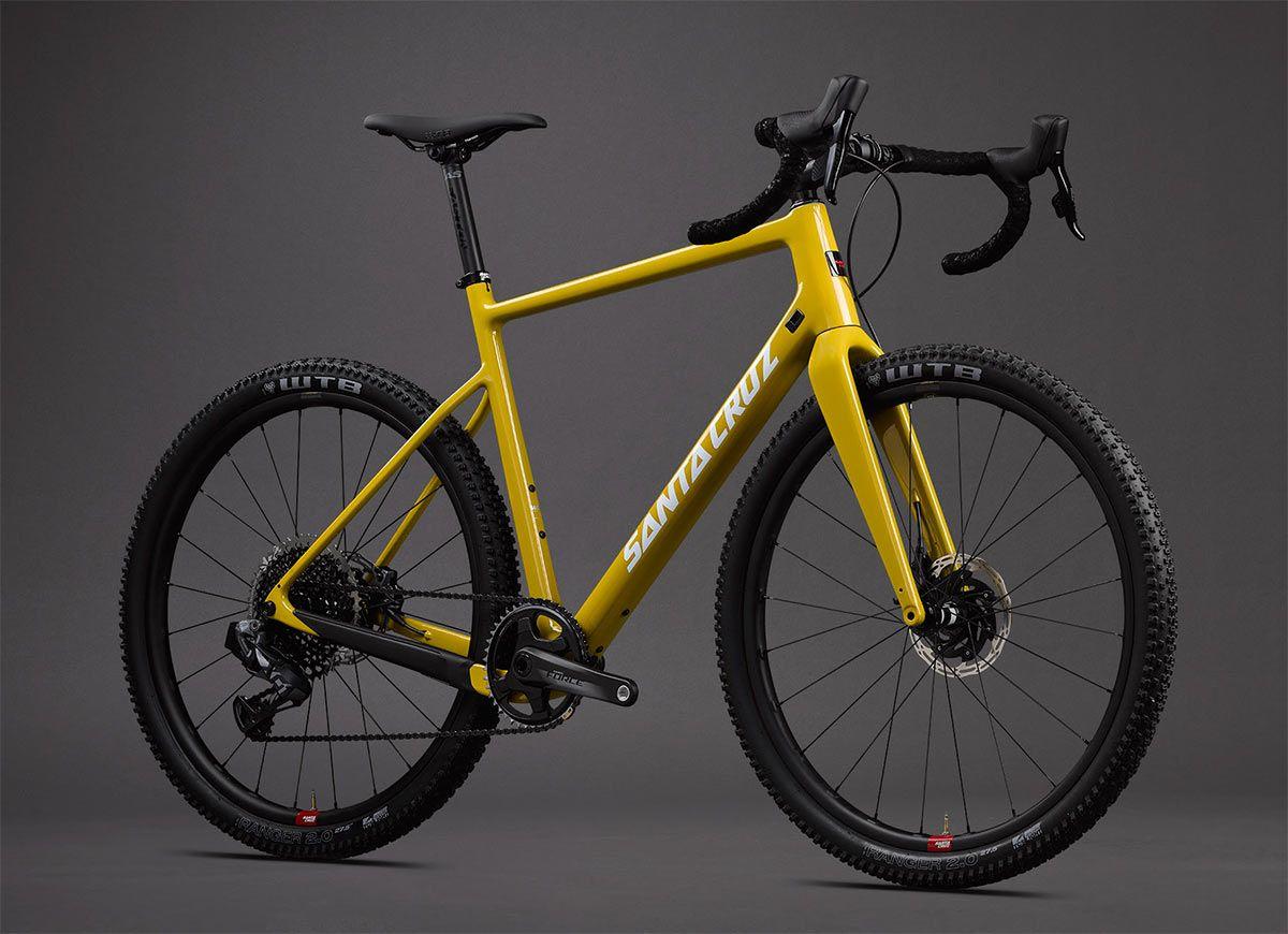 All New Santa Cruz Stigmata Cyclocross Gravel Bike First Rides