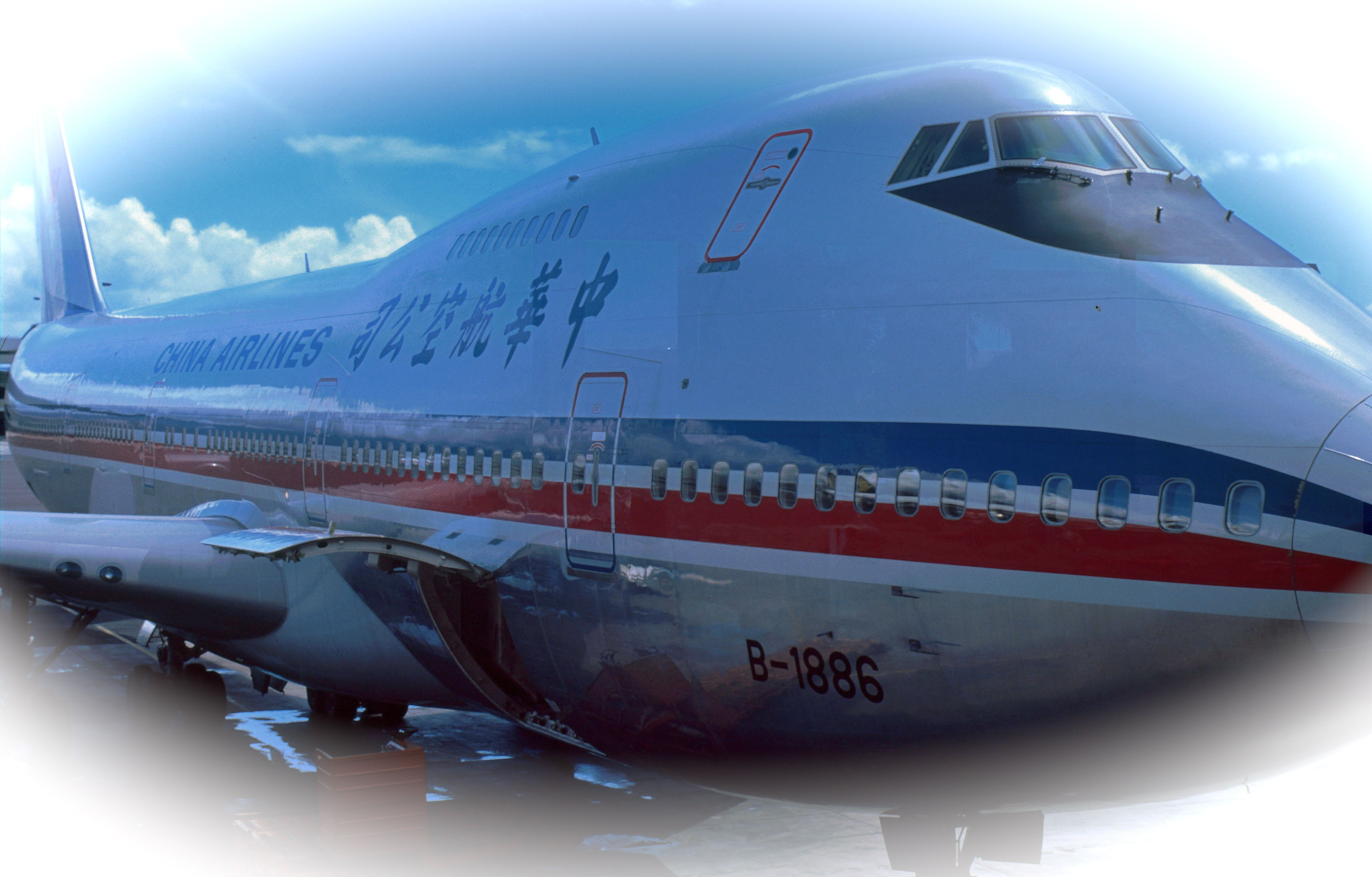 New Air Crash Investigation China Airlines