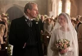 .wedding .Lady Edith Crawley -Sir Anthony Strallin