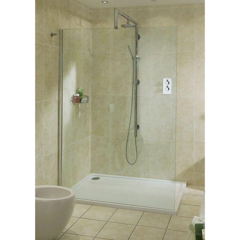 Walk-in douchewand   Aqua Prestige   Showers   Pinterest   Showers