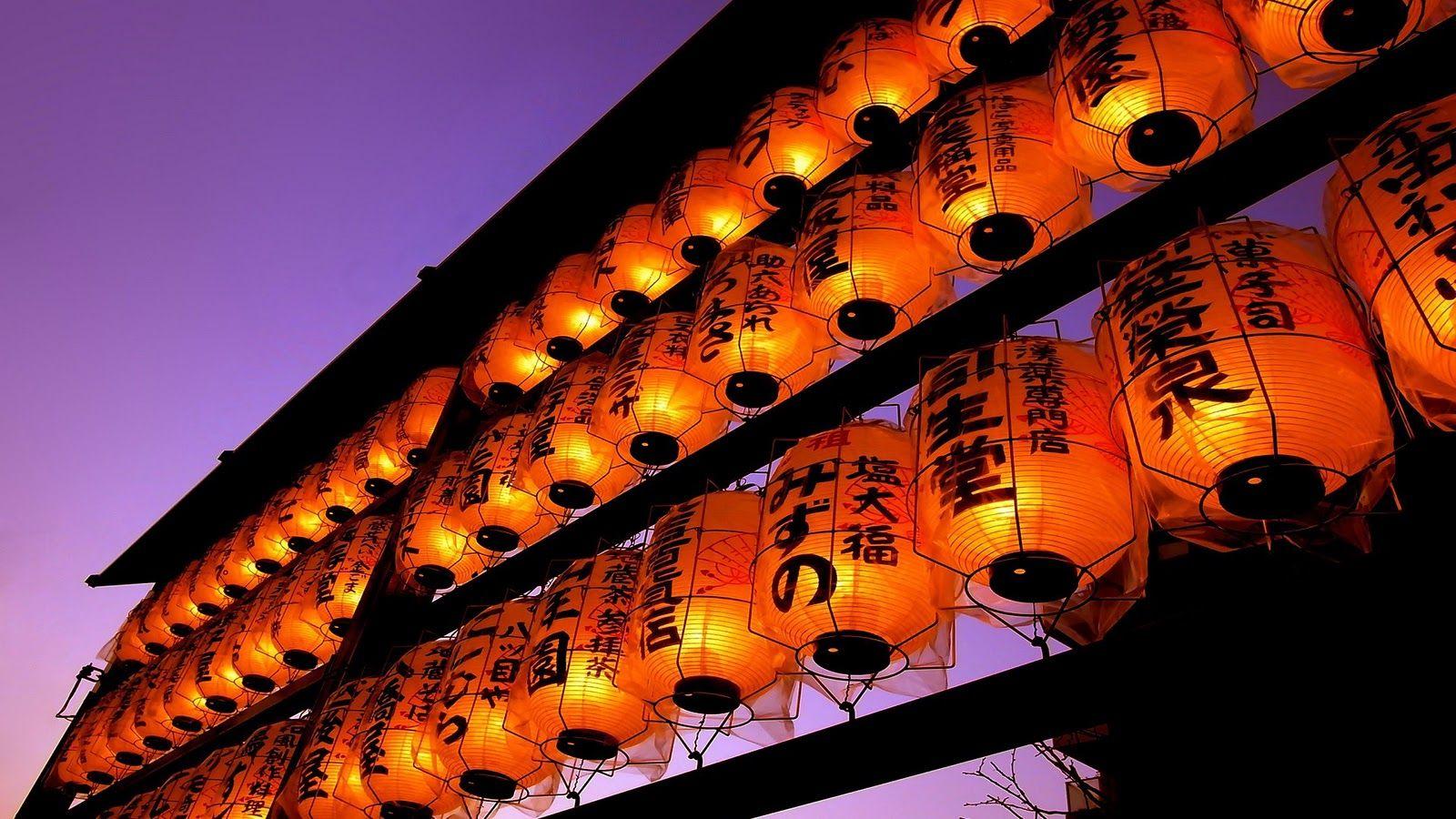 Japanese wallpapers: Various Japanese wallpapers | THE MIKADO ... for Japanese Paper Lantern Wallpaper  186ref