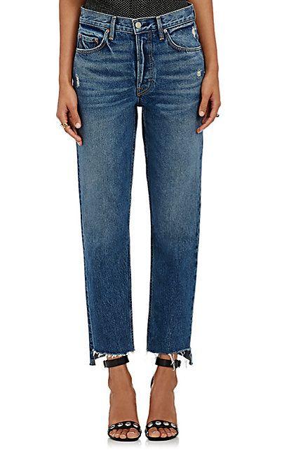 JeansDream Closet Crop Grlfrnd Straight JeansCropped Helena QCBhordtxs
