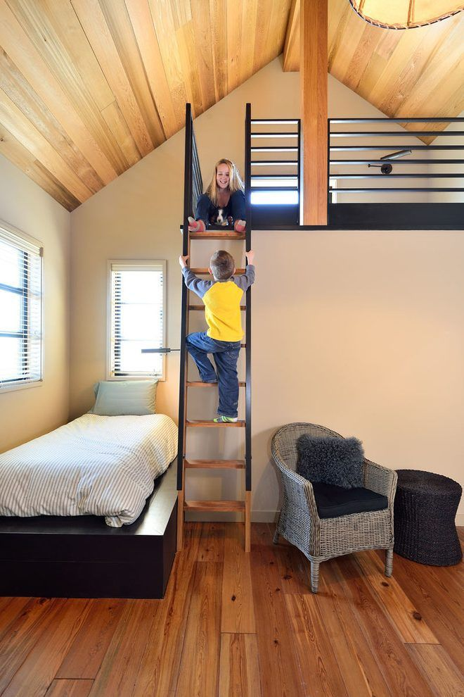 Image result for mezzanine bedroom | Small loft | Pinterest ...