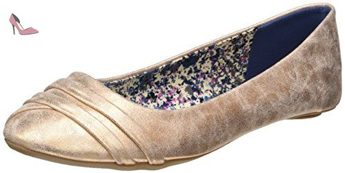 221 963, Ballerines Femme - Or - Gold (GOLDROSE), 36Jane Klain