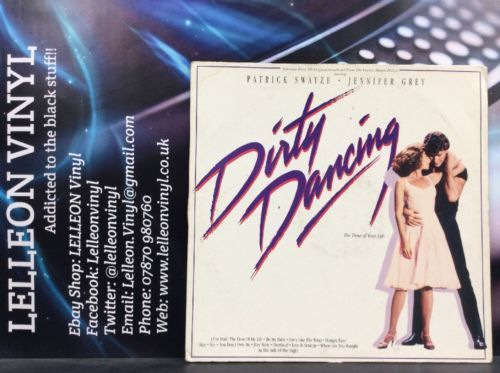 Dirty Dancing OST Soundtrack LP Album Vinyl BL86408 Pop Film 80\'s ...