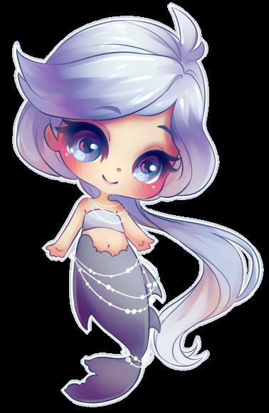 Mermaid Chibi By OwinTer
